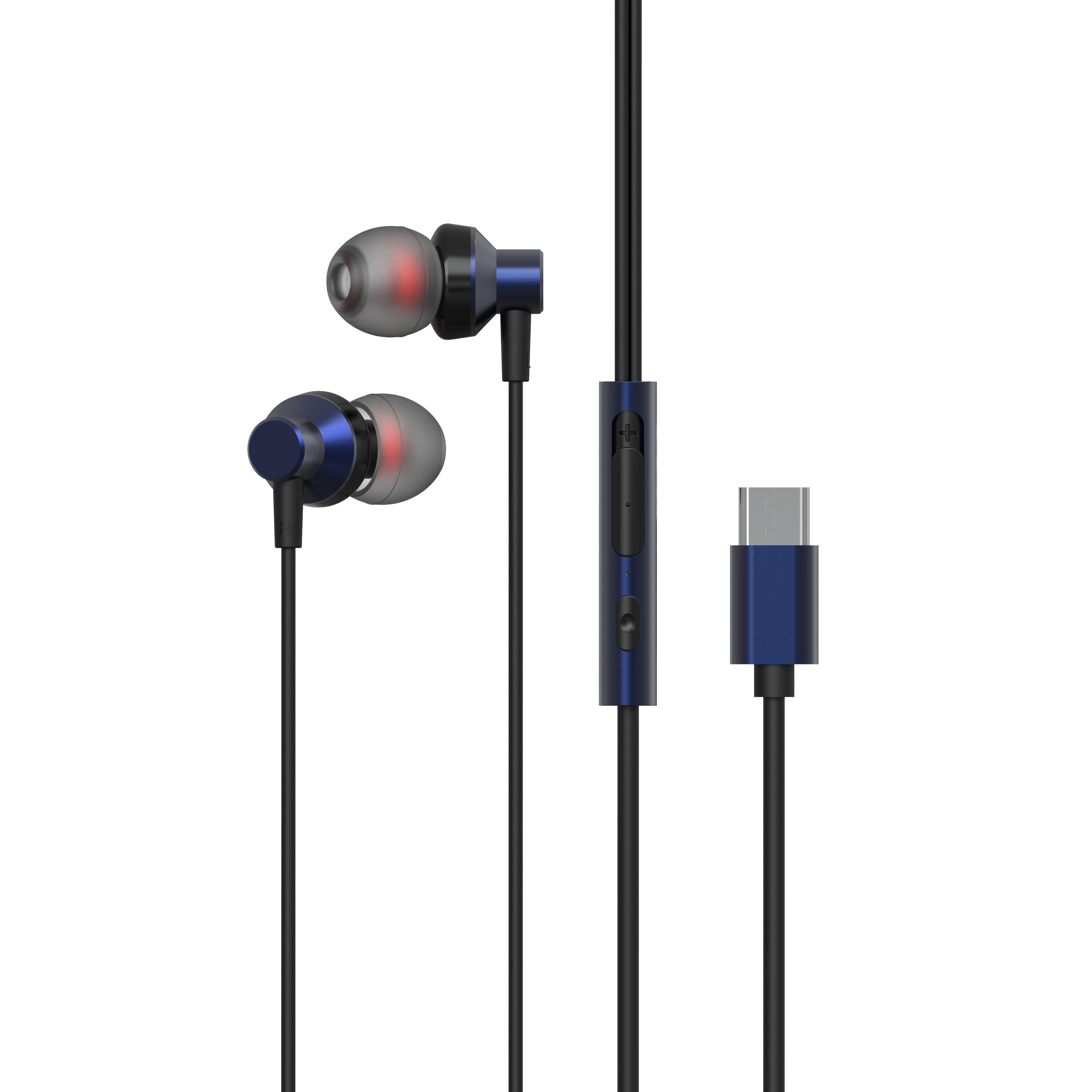 〈SEEHOT〉智慧型手機專用通話及音樂金屬耳麥(SH-MHC941)