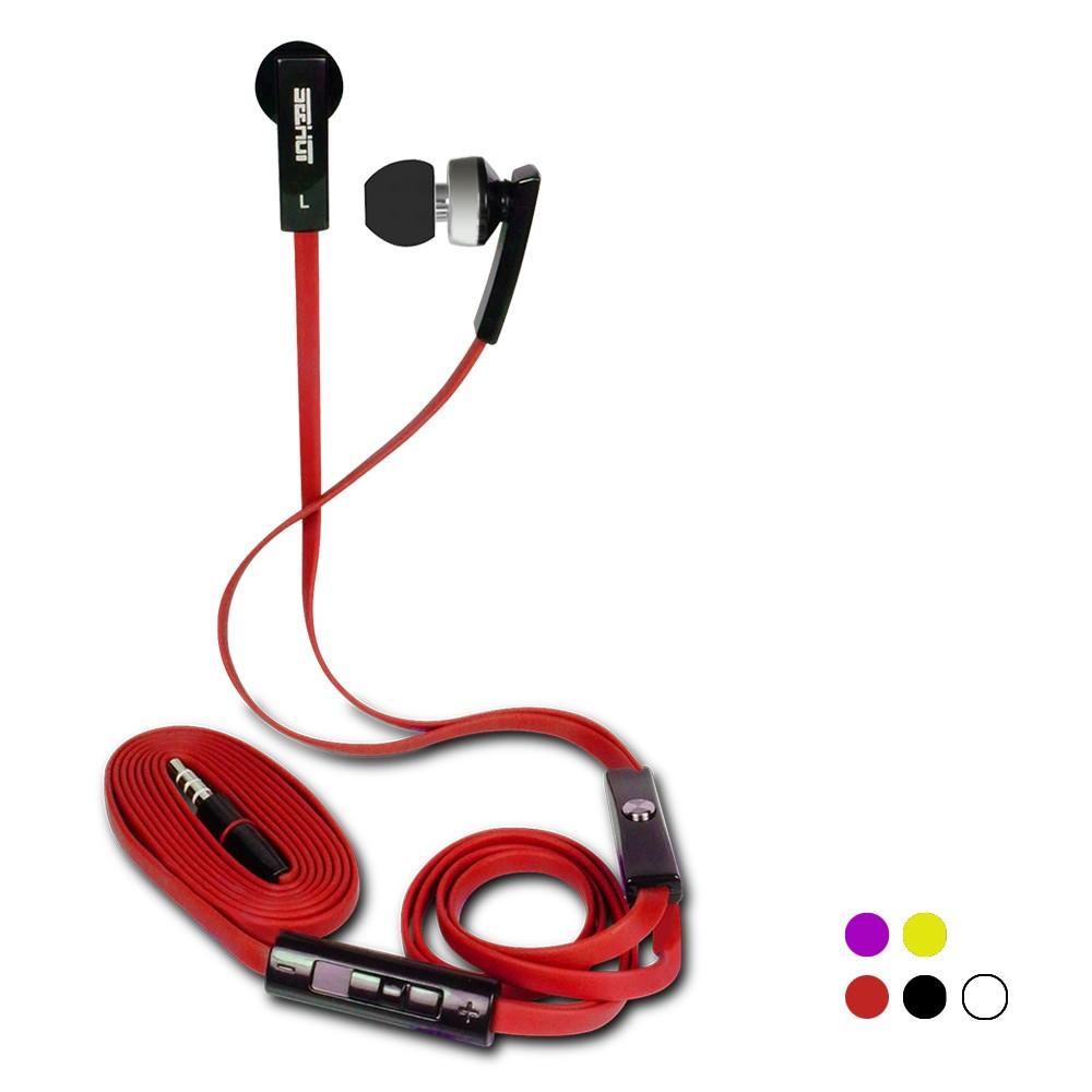〈SEEHOT〉入耳式立體聲有線耳機 (SH-MHS500)