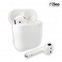 〈iSee〉Airduos TWS Earbuds V5.0雙耳觸控真無線藍牙耳機